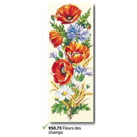 Canvas Fleurs de champs art. 950.75