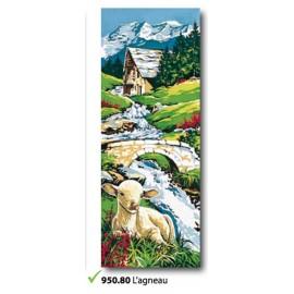Canovaccio L'agneau art. 950.80