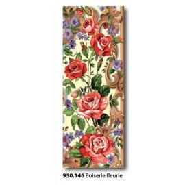 Canovaccio Boiserie fleurie art. 950.146
