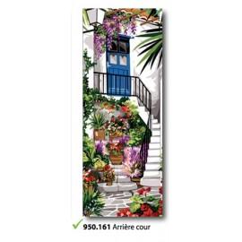 Canovaccio Arrière cour art. 950.161
