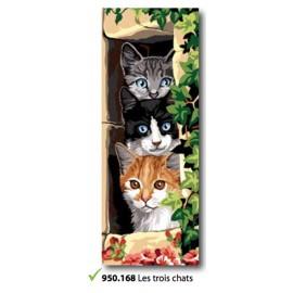 Cloth Les trois chat art. 950.168