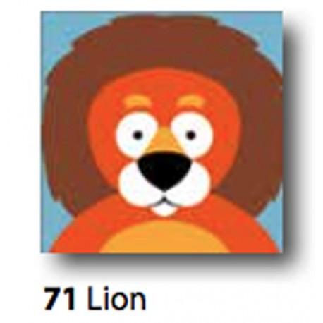 Kit tea Towel Lion art. 7054.71