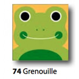 Kit Cloth Grenouille art. 7054.74