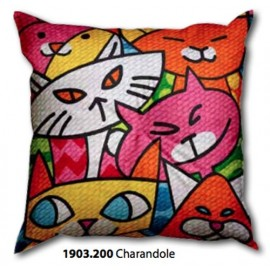 Kit Pillow Canvas Charandole art. 1093.200
