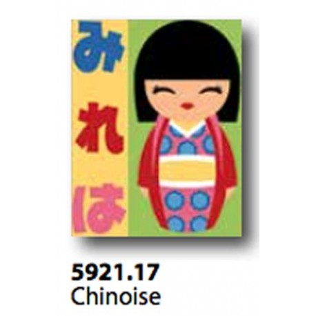 Kit Cloth Unifilo Chinoise art. 5921.17