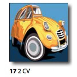 Kit Canovaccio 2 CV art. 9223.17