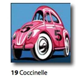 Kit Canovaccio Coccinelle art. 9223.19
