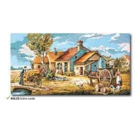 Canovaccio Scène rural art. 932.52