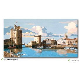 Canvas La Rochelle art. 932.58