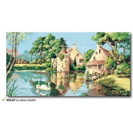 Canovaccio Le vieux moulin art. 932.67