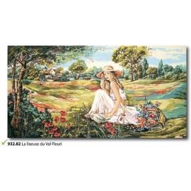 Canvas La liseuse du Val Fleuri art. 932.82