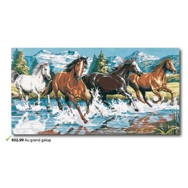 Canovaccio Au grand galop art. 932.99