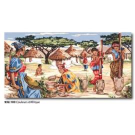 Cloth Couleurs d'afrique art. 932.103