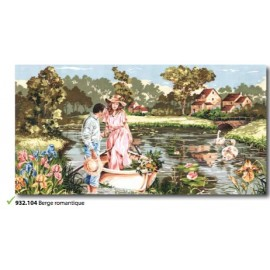 Cloth Berge Romantique art. 932.104