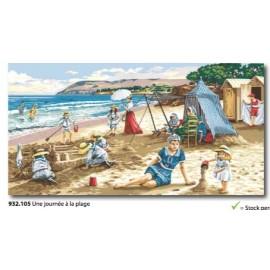Canovaccio Une journée à la plage art. 932.105