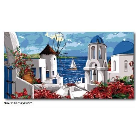 Canovaccio Les Cyclades art. 932.118