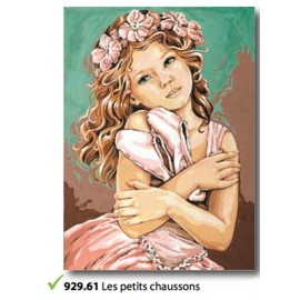Canovaccio Les petits chaussons art. 929.61