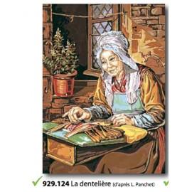 Canovaccio La dentelièr art. 929.124