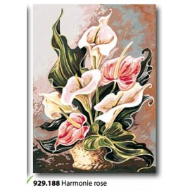 Cloth Harmonies rose art. 929.188