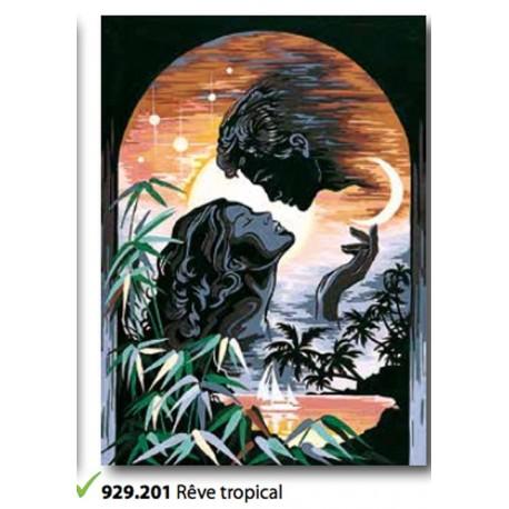 Cloth Réve tropical art. 929.201