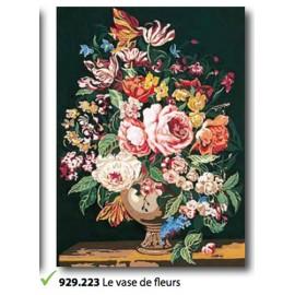 Canvas Le vase de fleurs art. 929.223