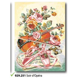 Cloth Soir d'opéra art. 929.251