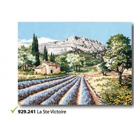 Canvas Ste Victoire art. 929.241