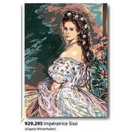 Cloth'impératrice Sissi art. 929.295