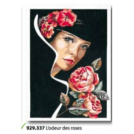 Cloth The odeurs de roses art. 929.337