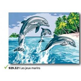 Cloth Les jeux marins art. 929.321
