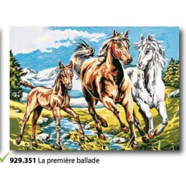 Cloth The premiere ballade art. 929.351