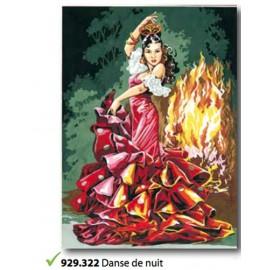 Cloth dans de nuit art. 929.322