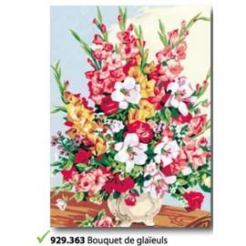 Cloth Bouquet de glaieuls art. 929.363