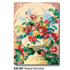 Canvas Vasque harmonie art. 929.381