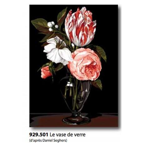 Canovaccio Le vase de verre art. 929.501