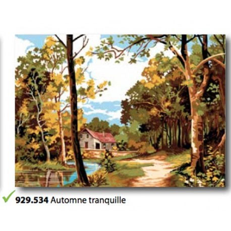 Cloth'automne quiet art. 929.534