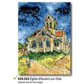 Canovaccio Eglise d'Anvers-Oise art. 929.502