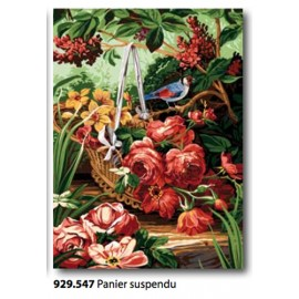 Canvas Panier suspendu art. 929.547