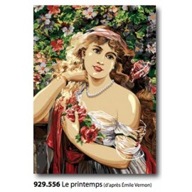 Canvas Le printemps art. 929.556