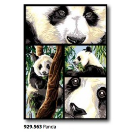 Canvas Panda art. 929.563