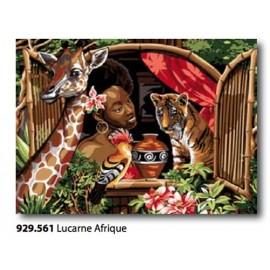 Tissu Lucarne Afrique de l'art. 929.561