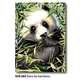 Cloth Dans les bambous art. 929.564