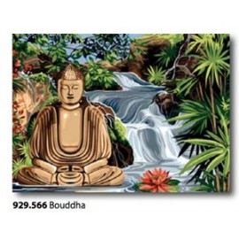 Canvas Buddha art. 929.566