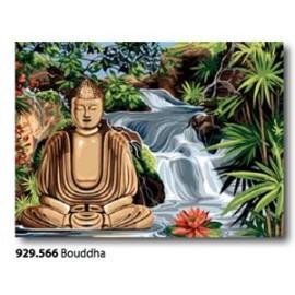 Canvas Buddha art. 929.566