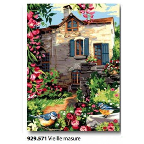 Canovaccio Vieille masure art. 929.571