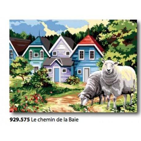 Canovaccio Le chemin de la Baie art. 929.575