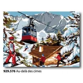 Canovaccio Au-delia des cimes art. 929.576