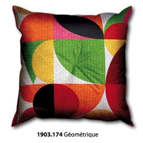 Kit cuscino Canovaccio Geometrique art. 1903.174