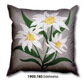 Kit pillow Canvas Edelweiss art. 1903.183