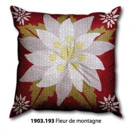 Kit cuscino Canovaccio Fleur de montagne art. 1903.193